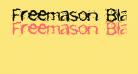 Freemason Blah