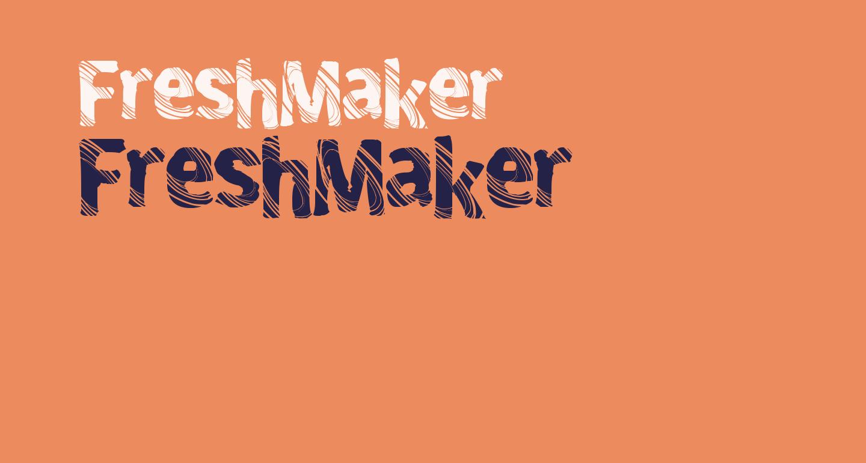 FreshMaker