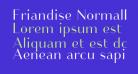 Friandise NormalDemo