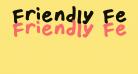 Friendly Felt Tips
