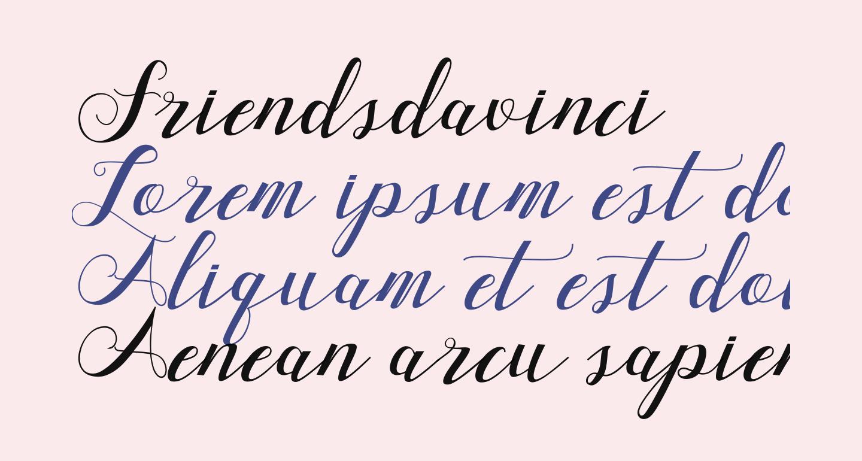 Friendsdavinci