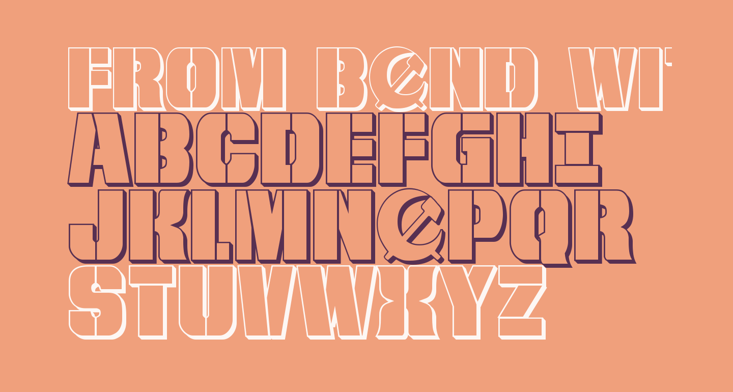 From BOND With Love 3D