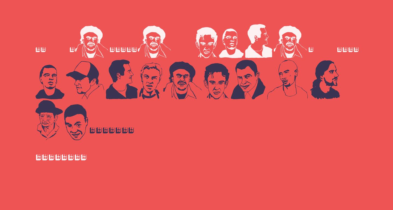 FT Fenotype faces DEMO men