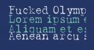 Fucked Olympia J