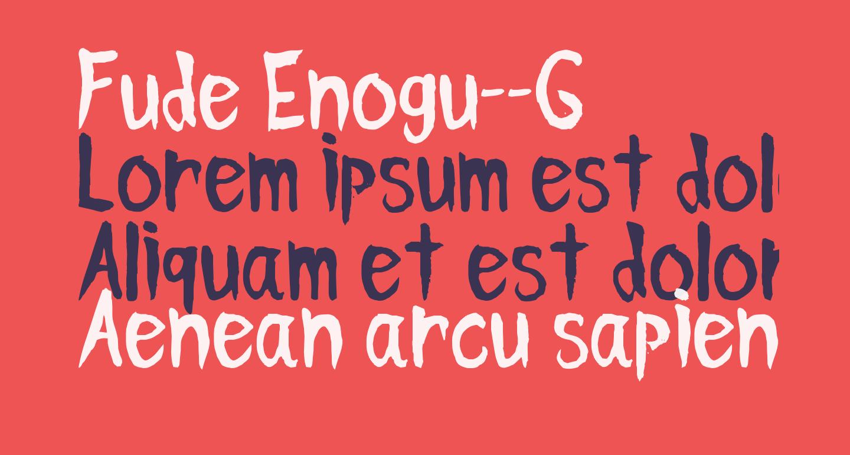 Fude Enogu__G