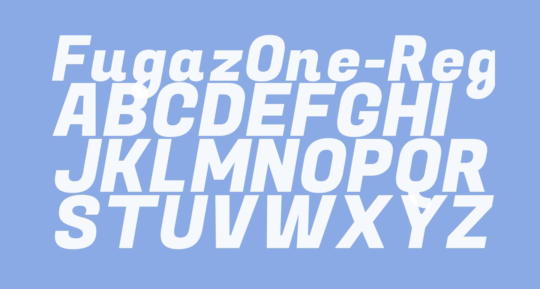 FugazOne-Regular