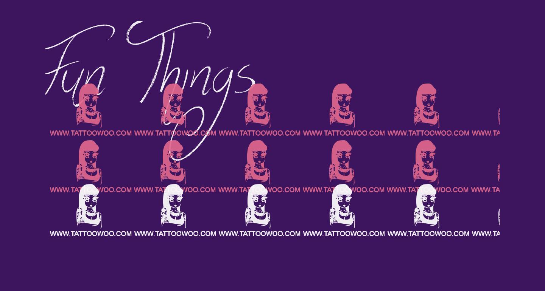 Fun Things