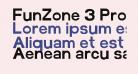 FunZone 3 Pro Condensed Regular