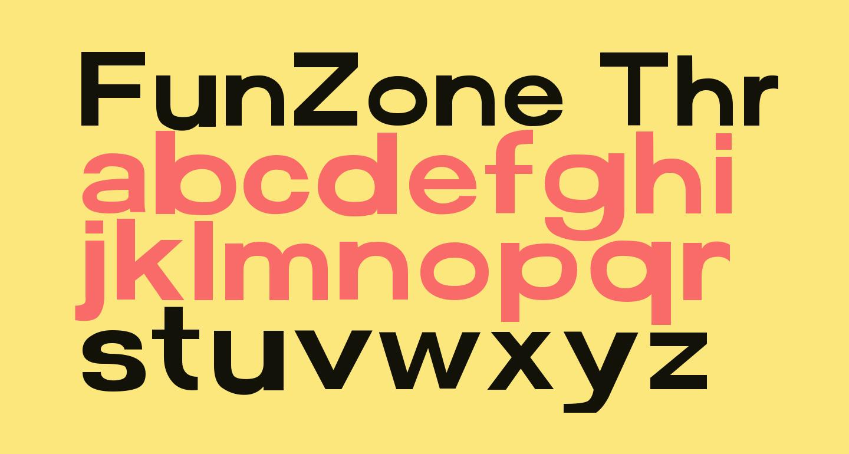FunZone Three Regular