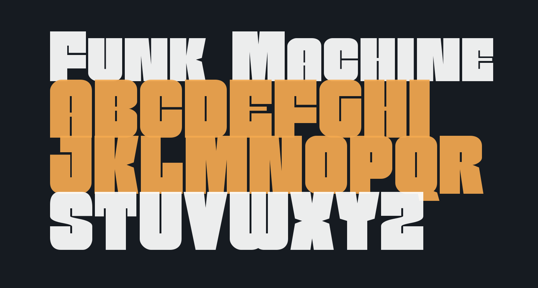 Funk Machine Regular