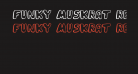 Funky Muskrat Regular
