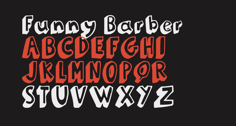 Funny Barber