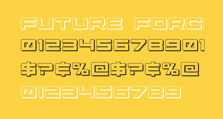 Future Forces 3D