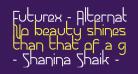Futurex - AlternatLC