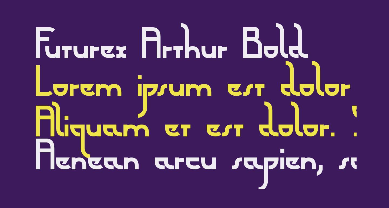 Futurex Arthur Bold