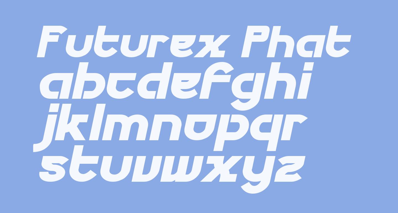 Futurex Phat Italic