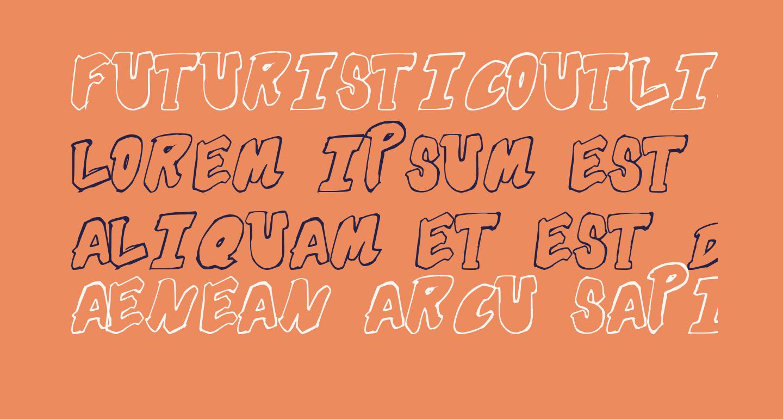 FuturisticOutline