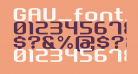 GAU_font_Root Normal