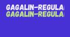 Gagalin-Regular