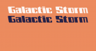 Galactic Storm Leftalic