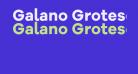 Galano Grotesque Alt DEMO Bold