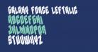 Galaxy Force Leftalic