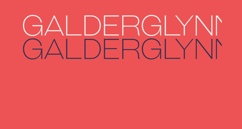 GalderglynnTitlingEl-Regular