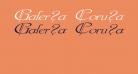 Galer?a Coru?a 2008 by Lage EXT NRM Italic