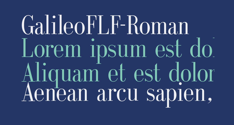 GalileoFLF-Roman
