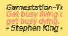 Gamestation-TextObliqOutline