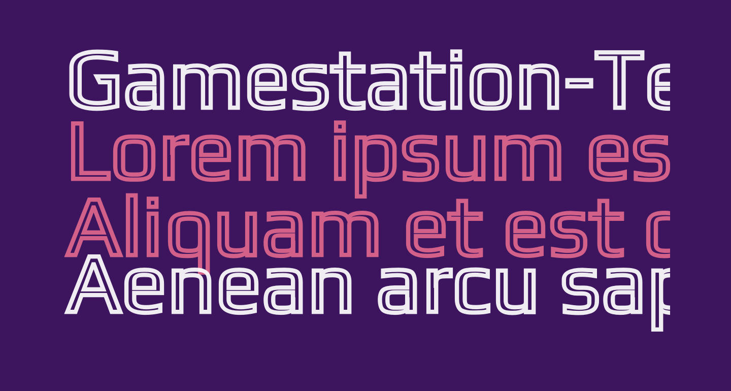 Gamestation-TextOutline