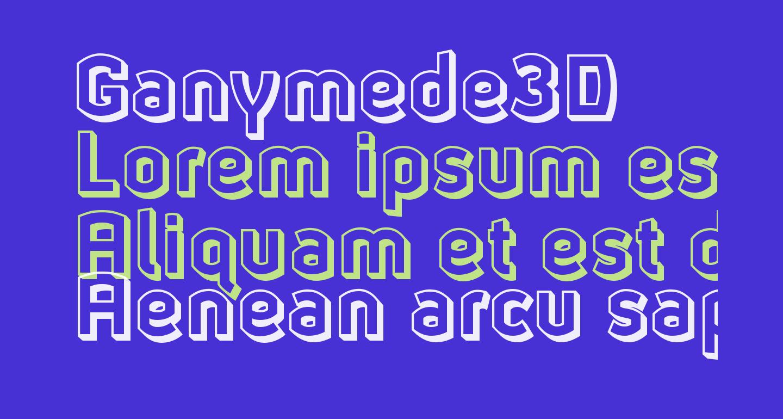 Ganymede3D