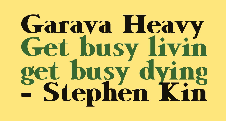 Garava Heavy