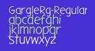 GargleRg-Regular