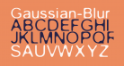 Gaussian-Blur