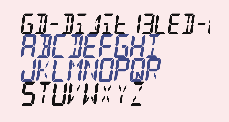 GD-Digit13LED-OTF