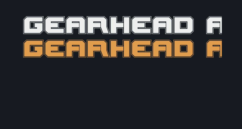 Gearhead Academy