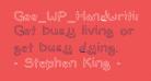 Gee_WP_Handwriting_2016_Outli Book