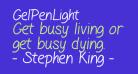 GelPenLight