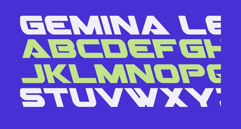 Gemina Leftalic