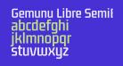 Gemunu Libre SemiBold