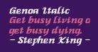 Genoa Italic