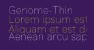 Genome-Thin