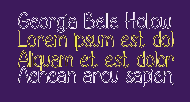 Georgia Belle Hollow