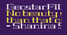 GeostarFill-Regular