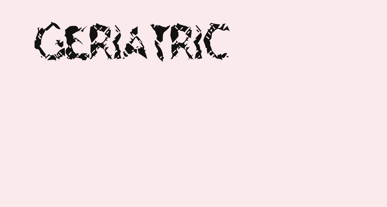 Geriatric