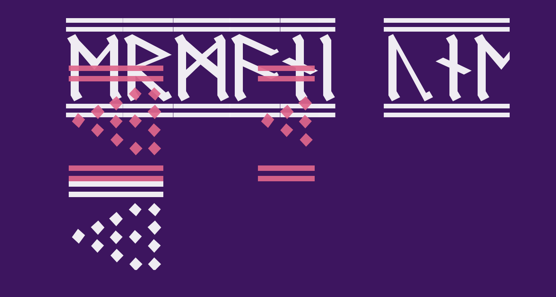 Germanic Runes 2