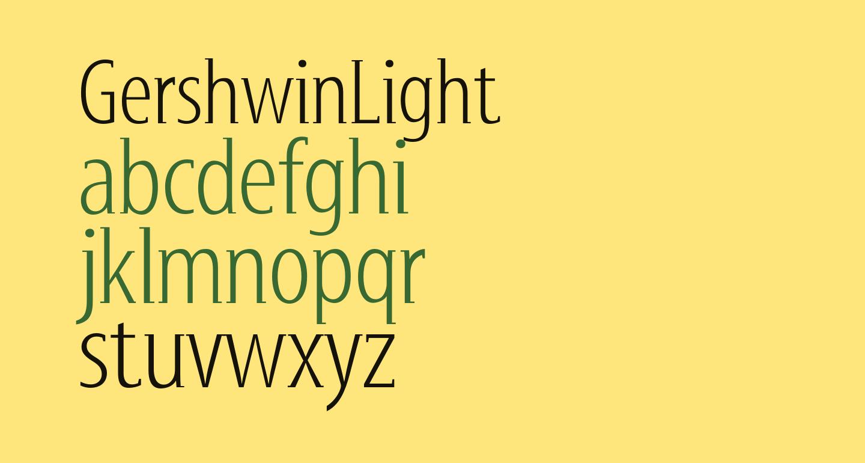 GershwinLight