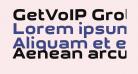 GetVoIP Grotesque