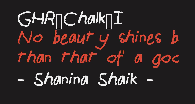 GHR_Chalk_I